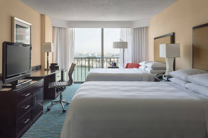 Miami Marriott Room