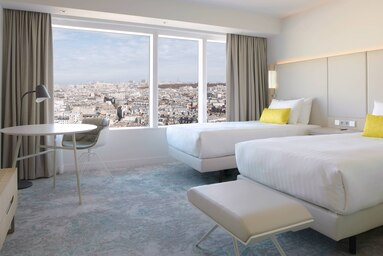 Courtyard Paris Gare Delyon -Parisian View Room