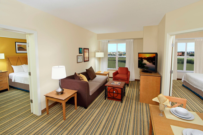 Residence Inn by Marriott Two Bedrooms Suite