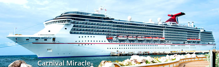 Carnival's Pleasant Carnival Miracle
