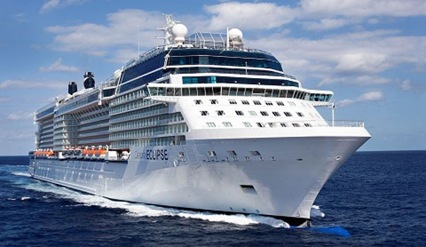Celebrity's Beautiful Celebrity Eclipse