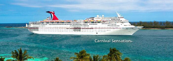 Carnival's Fun Carnival Sensation