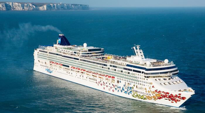 Norwegian Cruise Lines's Fabulous Norwegian Gem
