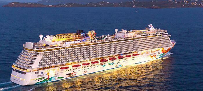 Norwegian Cruise Lines's game-changing Norwegian Getaway