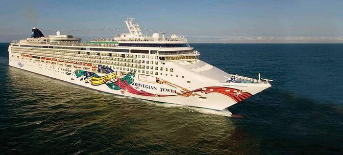 Norwegian Cruise Lines's  Norwegian Jewel