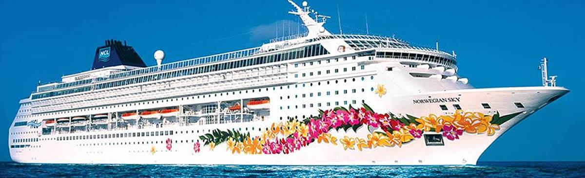 Norwegian Cruise Lines's  Norwegian Sky