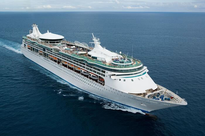 Royal Caribbean's Glorious Enchantment of the Seas