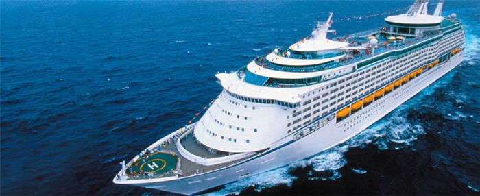 Royal Caribbean's Sweet Navigator of the Seas