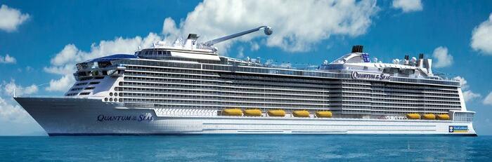 Royal Caribbean's Breathtaking Quantum of the Seas