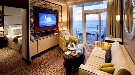 Celebrity Reflection Signature Suite