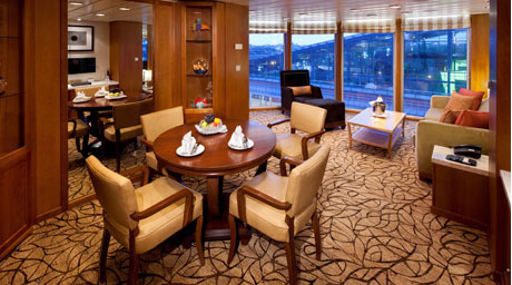 Celebrity Summit Celebrity Suite