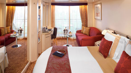 Celebrity Summit Concierge Class Stateroom