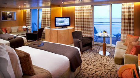 Celebrity Summit Sky Suite