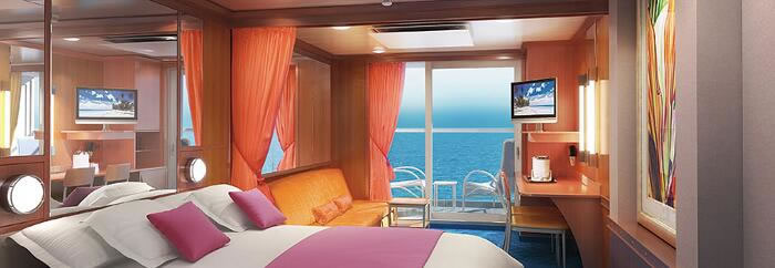 Healthcare systems and global business issues cme cruise for Alaska cruise balcony room