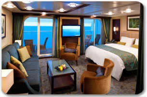 Royal Caribbeans Allure of the Seas Grand Suite