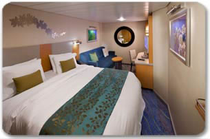 Royal Caribbeans Allure of the Seas Inside Stateroom
