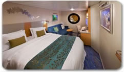 Royal Caribbeans Oasis of the Seas Inside Stateroom