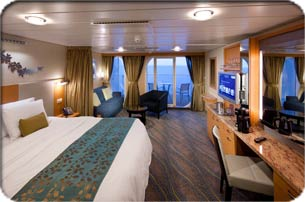 Royal Caribbeans Allure of the Seas Junior Suite