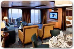 Royal Caribbeans Oasis of the Seas Owners Suite