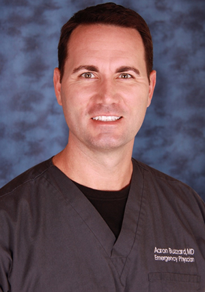 Aaron Buzzard, MD, FACEP