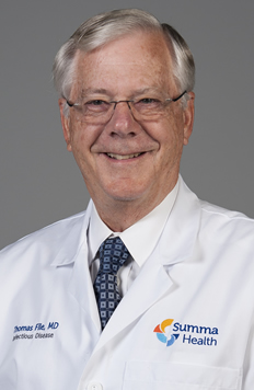 Thomas M File Jr., MD, MSc, MACP, FIDSA, FCCP