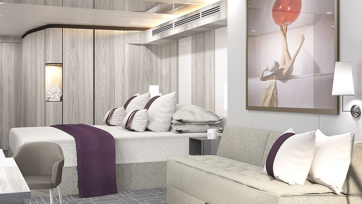 Deluxe Inside Stateroom, 9