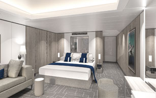 Sky Suite - Accessible, S3