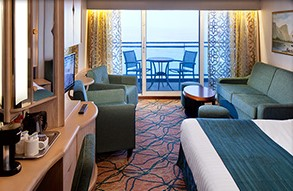 Junior Suite with Balcony, J4