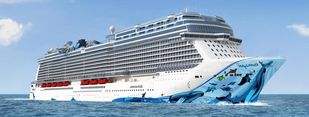 Norwegian Cruise Lines's Fabulous Norwegian Bliss