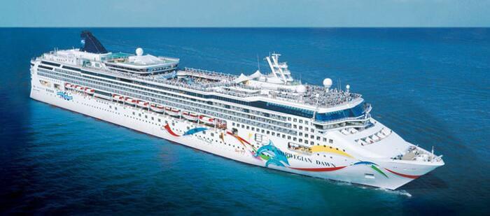 Norwegian Cruise Lines's Lovely Norwegian Dawn