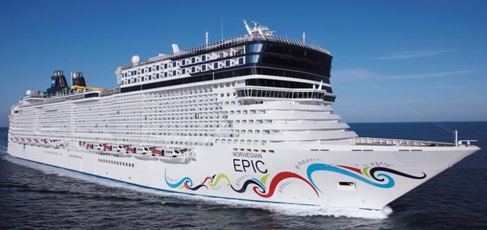Norwegian Cruise Lines's Stupendous Norwegian Epic