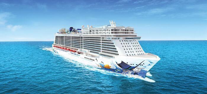 Norwegian Cruise Lines's  Norwegian Escape