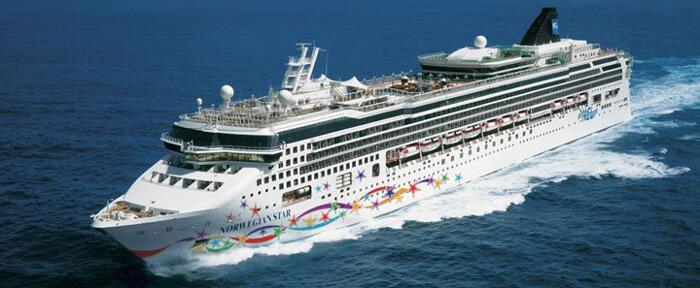Norwegian Cruise Lines&apos;s Great <em>Norwegian Star</em>