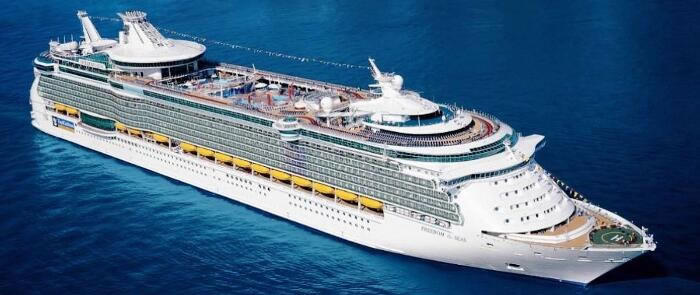 Royal Caribbean's Stupendous Freedom of the Seas