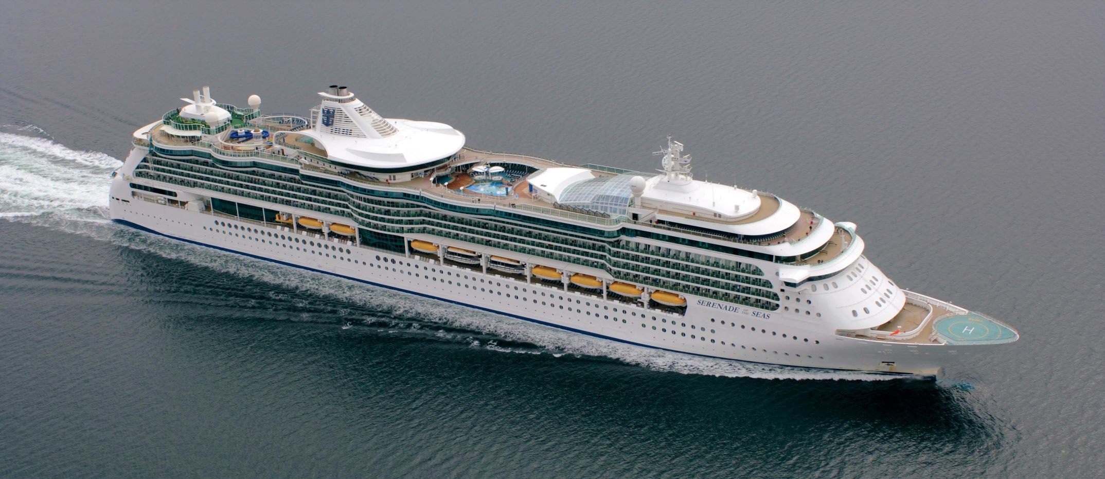 Royal Caribbean's <em>Serenade of the Seas</em>