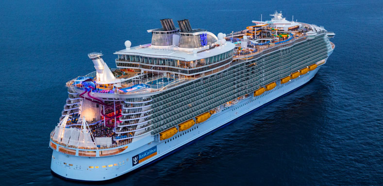 Royal Caribbean's Wonderful Symphony of the Seas
